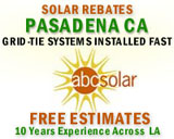 Solar systems for home and business