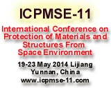 International Conference on Protection of Materials and Structures From Space Environment