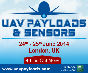 UAV Payloads 2014, 24 - 25 June - London, UK