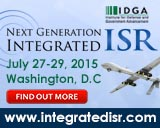 Next Generation Integrated ISR 2015 - Washington DC - July 27-29