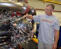 RS-25 Engine Test is Giant Step for 3-D Printing