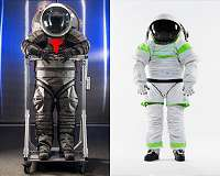 Introducing the first line of adaptive commercial spacesuits
