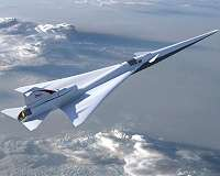 NASA Centers Collaborate to Advance Quiet Supersonic Technology During Pandemic
