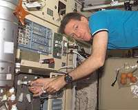 Bacteria on the International Space Station no more dangerous than earthbound strains - Space Daily