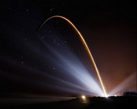US Air Force's newest SBIRS missile warning satellite responding to commands