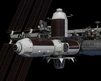 NASA selects first commercial destination module for International Space Station - Space Daily