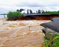Flash floods kill 30 across southern Brazil; Torrential rain kills dozens in Madagascar