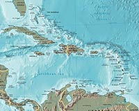 Major quake hits Caribbean, triggering evacuations
