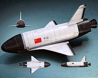 China plans to develop a multipurpose, reusable space plane