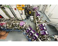 France doubles its experimental capability in nuclear physics