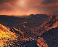 Potential for life on planet around Barnard's Star
