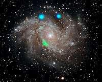 NASA Satellite Spots a Mystery That