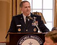 Every Airman must understand the business of space superiority: Goldfein
