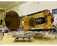India to launch communication satellite to cover Gulf, Asian Countries and Australia