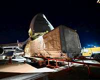 Lockheed Martin Ships Mobile Communications Satellite To Launch Site