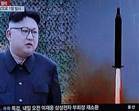 NKorea again tests 'super-large' rocket launcher: KCNA