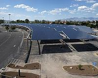CU Denver researcher analyzes the use of solar energy at US airports