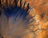 Mimetic Martian water is under pressure