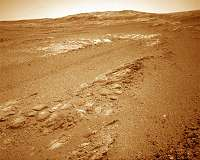 Team selected by Canadian Space Agency to study Mars minerals