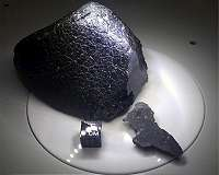 A Martian mash up: Meteorites tell story of Mars' water history