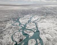 Ice stream draining Greenland Ice Sheet sensitive to changes over past 45,000 years