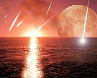 Study identifies processes of rock formed by meteors or nuclear blasts