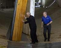Vice President, Administrator visit NASA Langley for Artemis Update