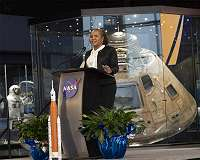 NASA introduces mission support updates at Marshall Small Business Meeting