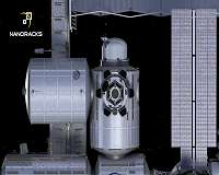 "NanoRacks space station airlock ""Bishop"" completes CDR, moves to fab stage"