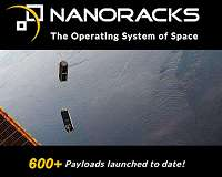 NanoRacks completes sixth cubesat deployment from Cygnus spacecraft