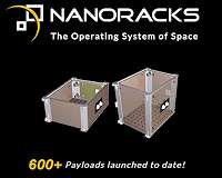 NanoRacks Integrates Largest New Shepard Payload Manifest to Date