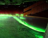 Confirming a source of the process behind auroras and the formation of stars