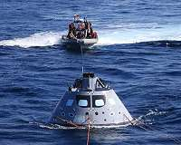 Orion Spacecraft Recovery Rehearsal Underway