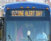 Swiss cut public transport prices amid ozone spike