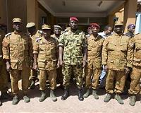 Jihadist-hit Burkina adopts tough law on covering military ops
