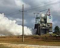 RS-25 Engine Tests Modernization Upgrades