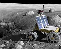 Investing in Tech Concepts Aimed at Exploring Lunar Craters, Mining Asteroids