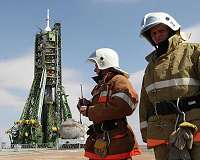 Russian Defence Ministry says military satellite launched from Plesetsk enters orbit