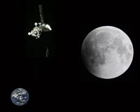 Russia talks up backup manned vehicle for Moon without NASA funding