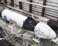 SpaceX will debut new Dragon capsule for upcoming crew launch