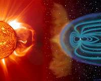 Planetary shields will buckle under stellar winds from their dying stars