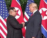 Trump says N.Korea missile work 'normal'