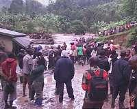 At least 42 perish in Cameroon landslide; 100 Nigeria prisoners escape flooded jail