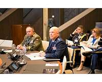 US Space Command general briefs NATO to affirm deterrence mission