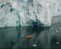 Scientists find far higher than expected rate of underwater glacial melting