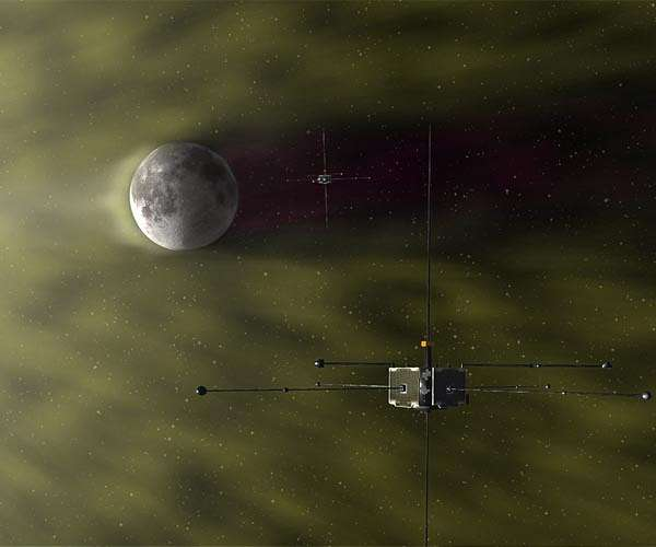 NASA's rocket to explore the windshield of our solar system