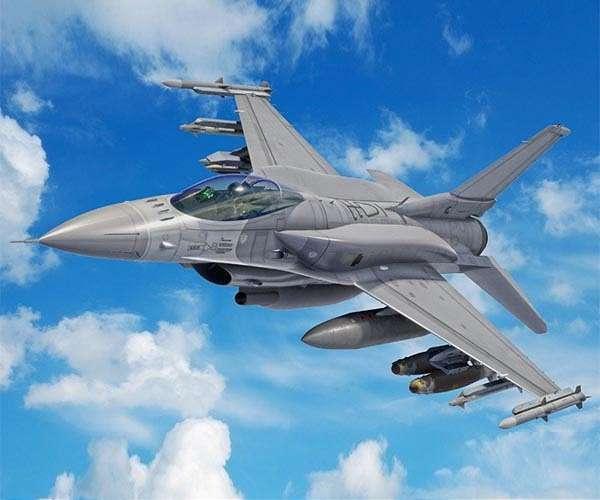 Image U.S. F-16 fighter jets intercept Cessna during U.N. General Assembly