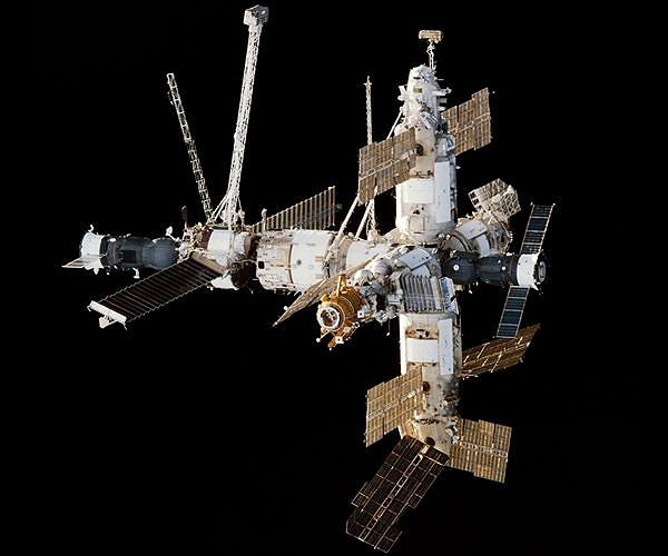 Russia's Energia suggests building national space station - Space Daily