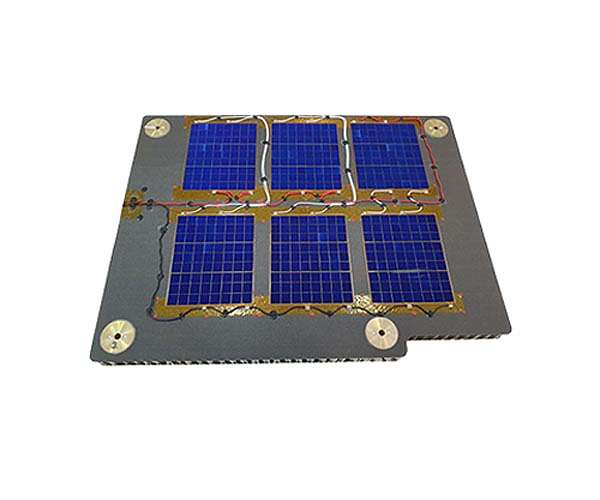 Sandia-developed solar cell technology reaches space