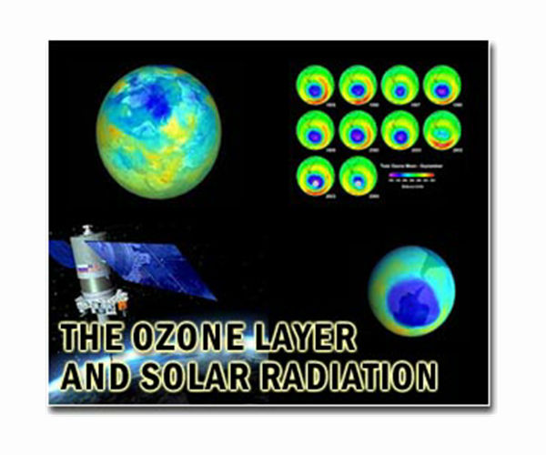Ozone layer declining over populated zones: study